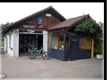 Werkstatt dirt-bike aarburg enduro freeride downhill